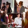 Làng sao - Tiffany lộ diện sau tin hẹn hò Nichkhun