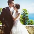 Làng sao - Ảnh cưới ngọt ngào của tiểu hoa đán Dương Mịch