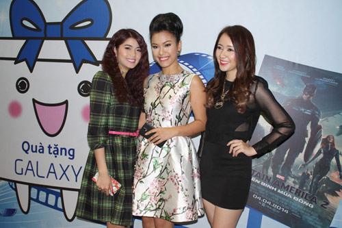 "phuong vy idol ""kin dao"" chay show trong dem - 4"