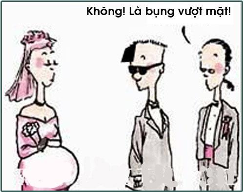 truyen tranh cuoi: lay chan dai toi nach - 5