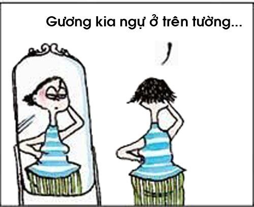 truyen tranh cuoi: lay chan dai toi nach - 6