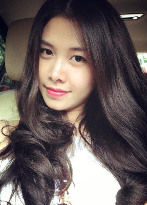 nhung nang dau hot girl xinh dep cua vbiz - 7