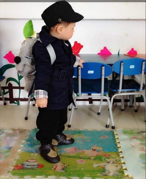 thuy van hanh phuc ben con trai dang yeu - 5