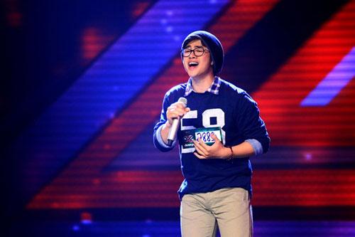 hot boy x-factor duoc moi thu vai wanbi tuan anh - 1
