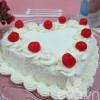 Làm bánh trái tim mừng sinh nhật