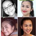 Làm đẹp - Hà Tăng: nhan sắc trước và sau photoshop