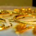Mua sắm - Giá cả - Giá vàng thẳng tiến lên 36 triệu