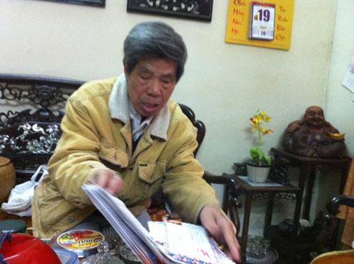 vu cat tuong: chi co 3 nguoi than duoc tham du phien toa? - 2
