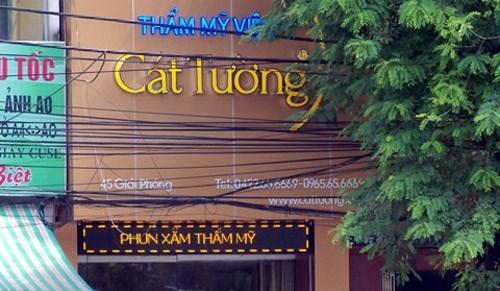 vu cat tuong: chi co 3 nguoi than duoc tham du phien toa? - 1