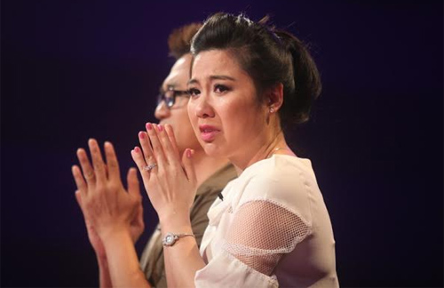 """viet huong khoc nuc no vi """"nguoi bi an"""" - 5"""