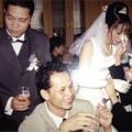 Làng sao - NTK Đức Hùng khoe ảnh cưới độc 18 năm trước