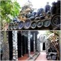 Nhà đẹp - Ngôi nhà gắn 200 kg tiền xu cùng 9.000 cổ vật