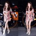 Làng sao - Soo Young (SNSD) khép nép chân thon vì váy ngắn