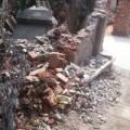 Tin tức - Người dân bất an vì nhà bỗng dưng sụt lún tại Quốc Oai