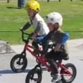 Clip Eva - Màn biểu diễn X-game siêu đẳng của 2 em bé 4 tuổi