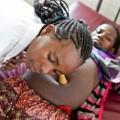 Bà bầu - Xót xa cảnh mang bầu ở châu Phi