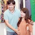 Làng sao - GS Xoay hạnh phúc bên vợ sắp sinh