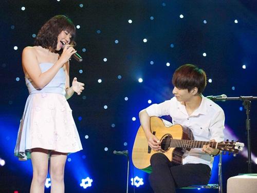"""van mai huong than thiet ben """"than dong"""" sungha jung - 12"""