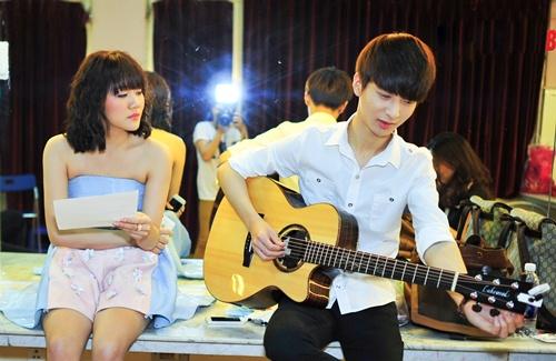 """van mai huong than thiet ben """"than dong"""" sungha jung - 4"""