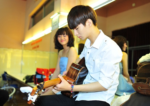 """van mai huong than thiet ben """"than dong"""" sungha jung - 5"""