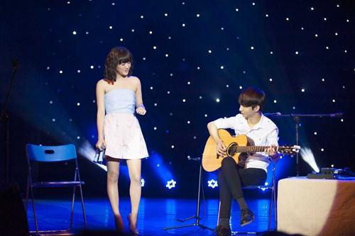 """van mai huong than thiet ben """"than dong"""" sungha jung - 8"""