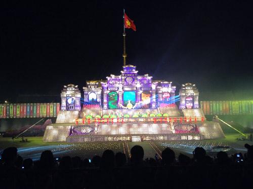 khai mac festival hue 2014: hoanh trang, an tuong - 3