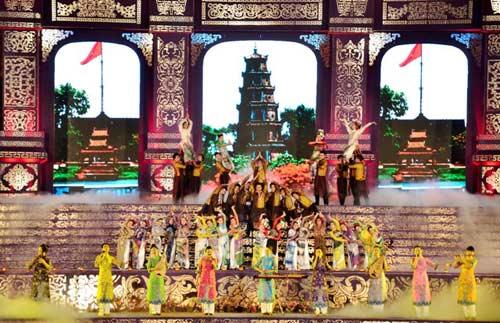 khai mac festival hue 2014: hoanh trang, an tuong - 4