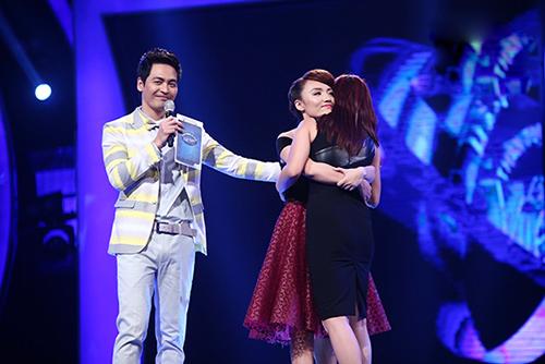 """vn idol: nhat thuy """"thoat chet"""" trong gang tac - 2"""