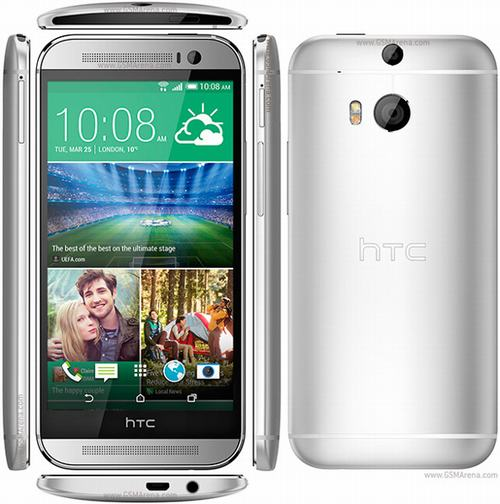 ro tin don htc sap ra htc one 2014 vo nhua gia re bat ngo - 1