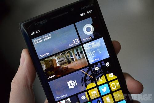 da co the tai ve windows phone 8.1 developer preview - 1