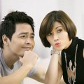 Làng sao - Bắt gặp Phan Anh tình tứ với Trang Lạ ở sân bay