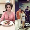 Làng sao - Bạn gái Vũ Hoàng Việt ngày càng trẻ trung, gợi cảm