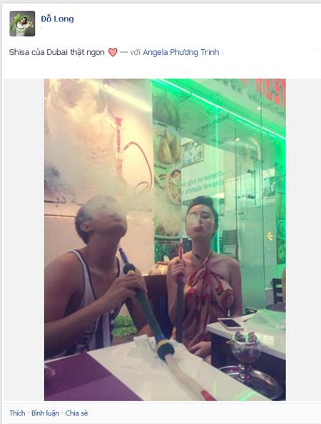 angela phuong trinh phi pheo hut shisha - 2