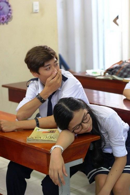"""Midu làm cô giáo """"cưng"""" Tam Triều Dâng-11"""