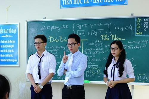 """Midu làm cô giáo """"cưng"""" Tam Triều Dâng-15"""