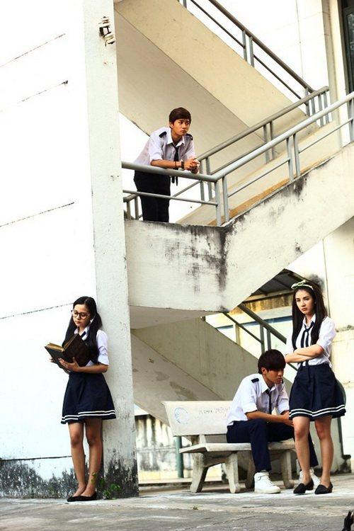"""Midu làm cô giáo """"cưng"""" Tam Triều Dâng-14"""