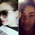 Làm đẹp - Hà Hồ: bất ngờ vì mặt mộc kém xinh