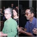 Đồng nghiệp lặng nhìn NSND Trịnh Thịnh lần cuối