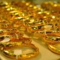 Mua sắm - Giá cả - Giá vàng vọt lên mức cao nhất 3 tuần