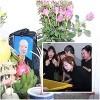 Gia đình khóc ngất bên linh cữu NSND Trịnh Thịnh