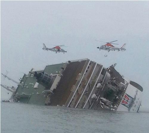 Hàn Quốc: Lật phà, 474 người mất tích trên biển - 6