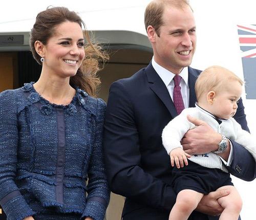 Hoàng tử bé nước Anh xuất ngoại đi Úc-1