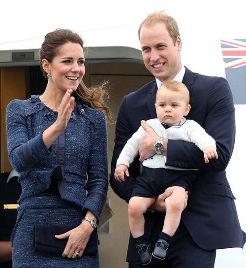 Hoàng tử bé nước Anh xuất ngoại đi Úc-2