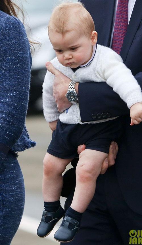 Hoàng tử bé nước Anh xuất ngoại đi Úc-4