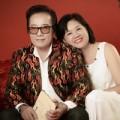 Làng sao - Vợ chồng Elvis Phương mặn nồng như thuở mới yêu