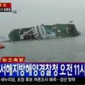 Tin tức - Hàn Quốc: Lật phà, 474 người mất tích trên biển