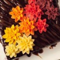 Bếp Eva - Làm hoa thược dược từ fondant siêu đẹp