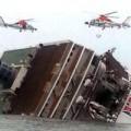 Tin tức - Cận cảnh công tác cứu hộ phà chìm ở Hàn Quốc