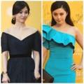 Thời trang - Song Hye Kyo khoe vai trần lấn át Băng Phạm, Tử Di