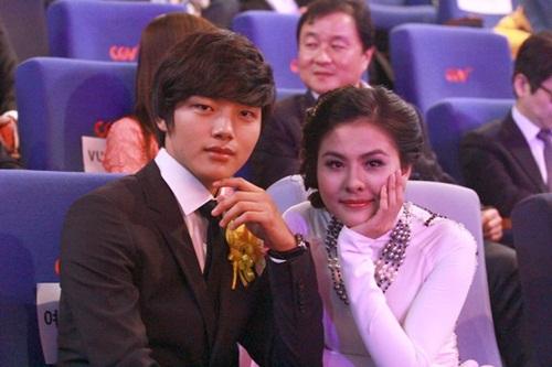 Vân Trang tươi tắn sánh vai Yeo Jin Goo-8